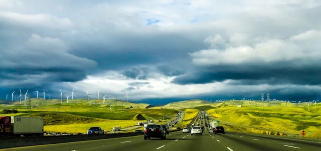 Route - transition énergétique